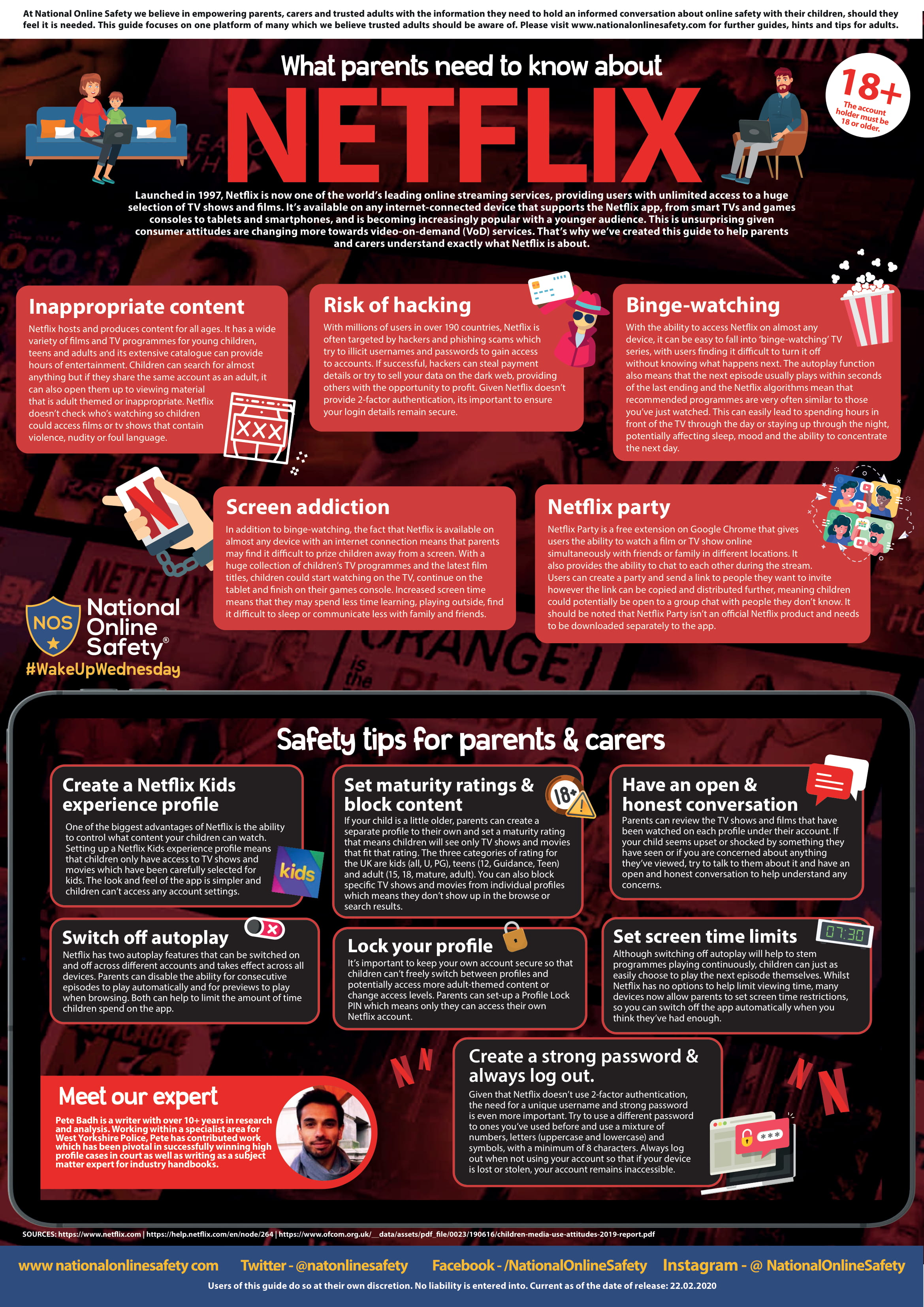 Parents guide to Netflix-1