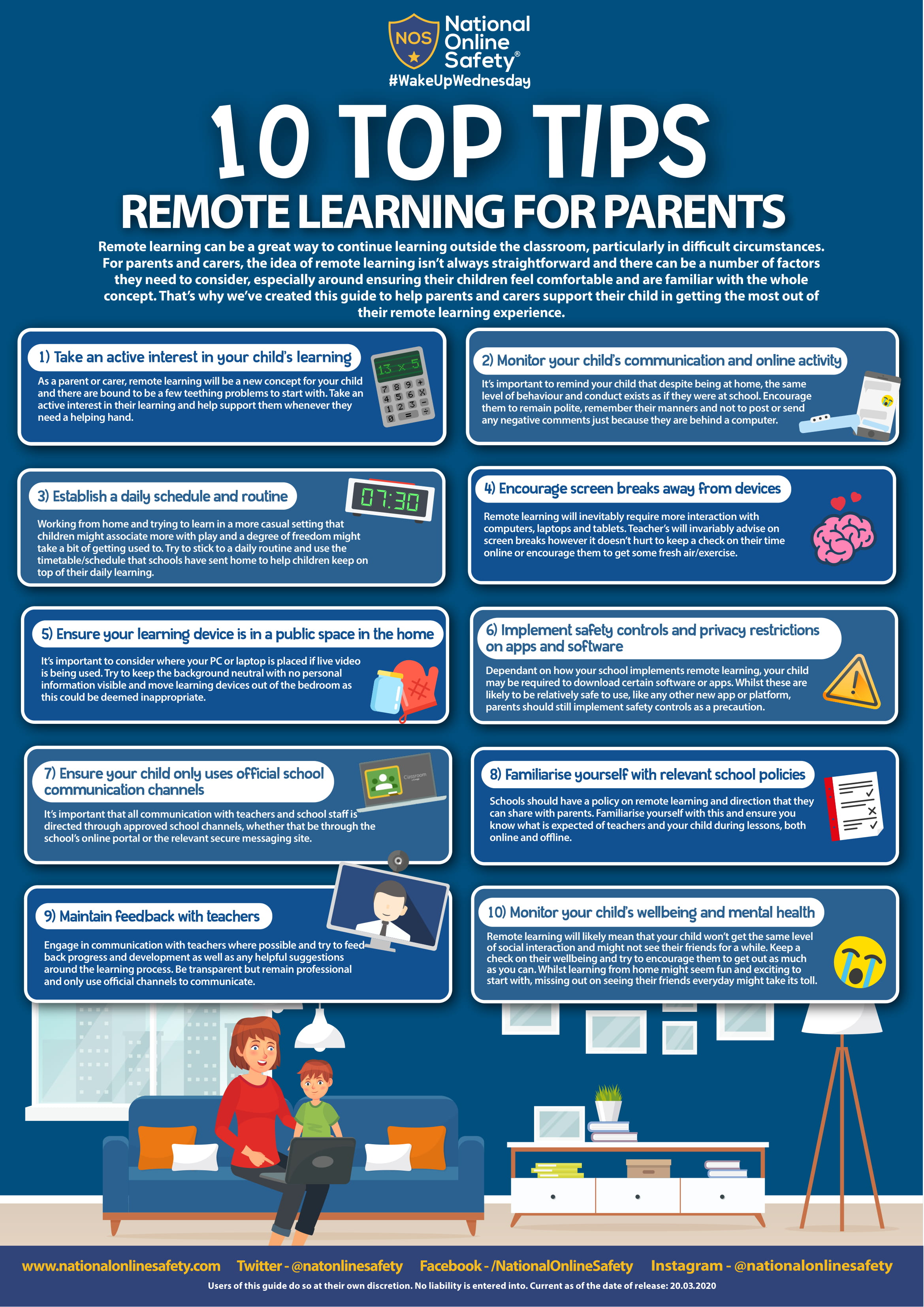 Remote Learning for Parents-1