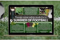 Summer of Football Logo