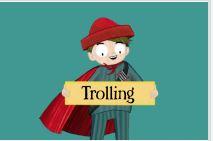 Trolling Logo
